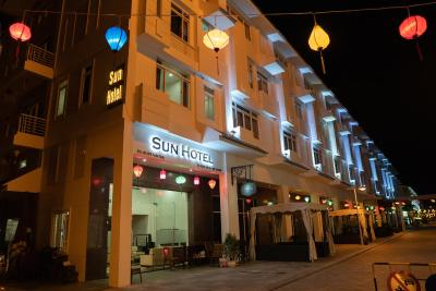 Sun hotel in Ha Long Bay