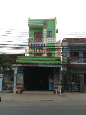 Khách sạn Nguyễn Khang