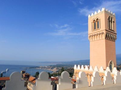 Hotel El Jebel - Taormina