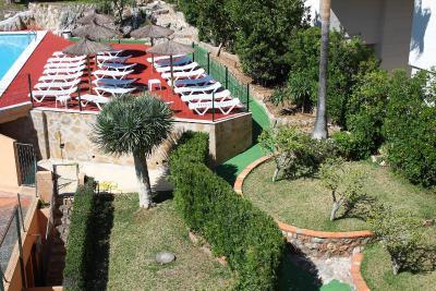 Hotel jard n espa a oropesa del mar for Hotel jardin oropesa