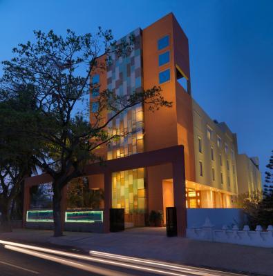 Hotel The Quorum Mysore India
