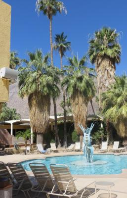 Spa resort and casino downtown palm springs
