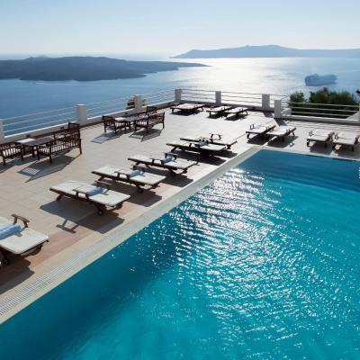 Tzekos Villas Fira Greece Booking Com