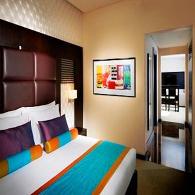 Hues boutique hotel dubai uae for Hues hotel dubai