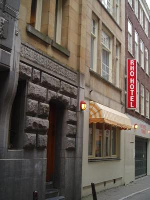 Rho hotel paesi bassi amsterdam for Hotel vicino piazza dam amsterdam