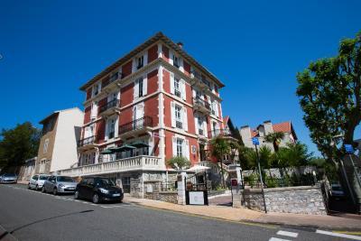 H 244 Tel La Maison Du Lierre France Biarritz Booking Com