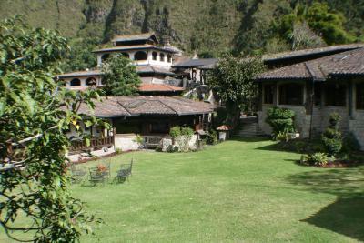 Samari spa resort ba os ecuador - Hoteles en banos ecuador ...