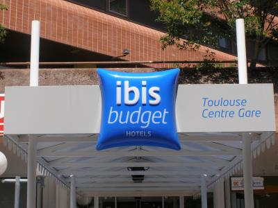 Hotel ibis budget toulouse centre gare france for Hotels toulouse centre