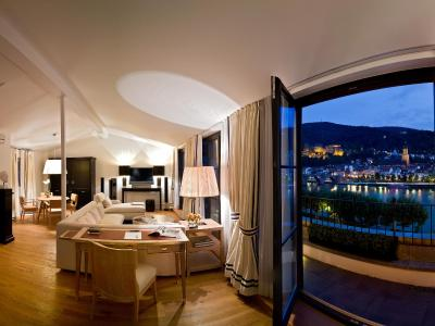 Boutique hotel heidelberg suites germany for Best boutique hotels germany