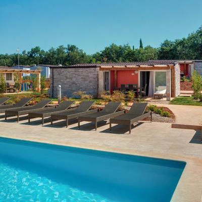 ferienpark mobile homes park umag kroatien umag. Black Bedroom Furniture Sets. Home Design Ideas