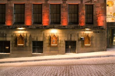 Library Room Booking Edinburgh