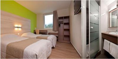 h tel arena grenoble n egr ve saint gr ve france. Black Bedroom Furniture Sets. Home Design Ideas