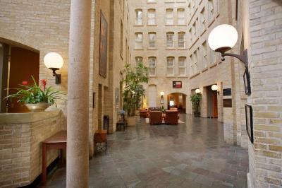 The Crockett Hotel San Antonio Tx Booking Com
