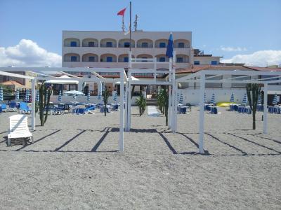 Hotel Il Gabbiano Beach - Terme Vigliatore - Foto 9