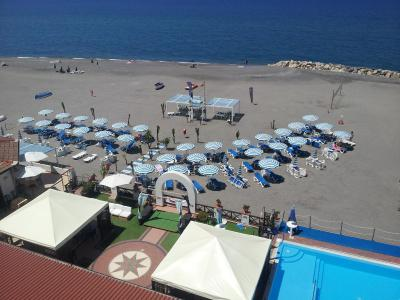 Hotel Il Gabbiano Beach - Terme Vigliatore - Foto 2