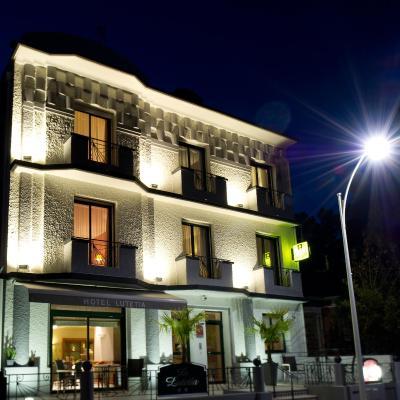 Hotel Lutetia Et Spa La Baule