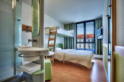 hotel ibis budget dresden city deutschland dresden. Black Bedroom Furniture Sets. Home Design Ideas