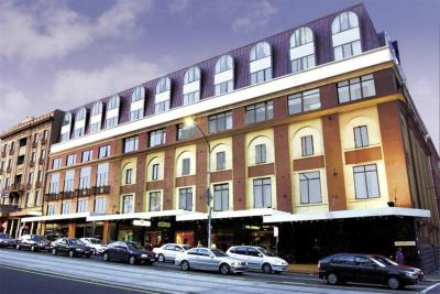 Great Southern Hotel Melbourne Australia Booking Com