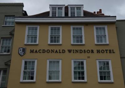 Top Deals Hotel Macdonald Windsor, UK - Booking.com