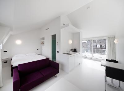 Zenden design hotel nederland maastricht for Booking design hotel