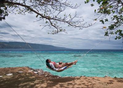 Sumilon Bluewater Resort Sumilon Island Philippines