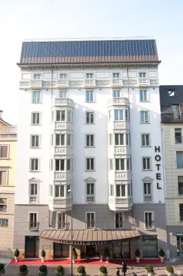 Hotel marconi milan italy for Hotel marconi milano