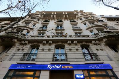 hotel kyriad porte clignancourt frankreich booking