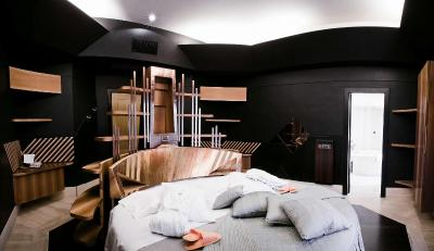 Hotel isa rome itali for Isa design hotel