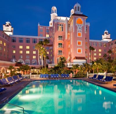 The Loews Don Cesar Beach Resort