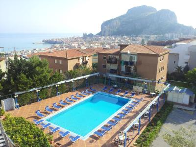 Hotel Villa Belvedere - Cefalu'
