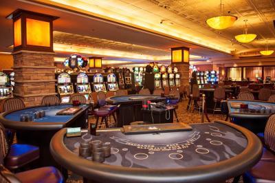 Casino hotels in shawnee ok