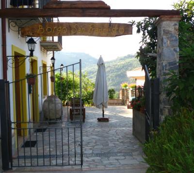 Residence Borgo San Francesco - Gioiosa Marea - Foto 14