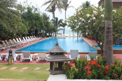 Haad Rin Resort Reviews ... is located along the beach in Haad Rin. Free WiFi access is available