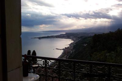 Hotel Villa Schuler - Taormina - Foto 18