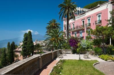Hotel Villa Schuler - Taormina - Foto 2