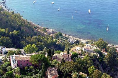 Hotel Villa Schuler - Taormina - Foto 5