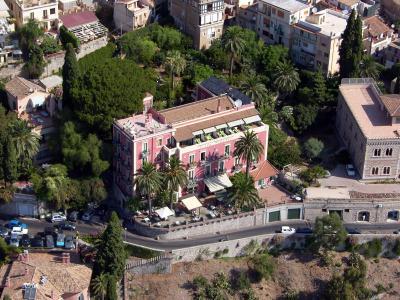 Hotel Villa Schuler - Taormina - Foto 7