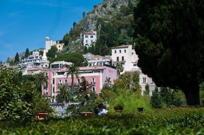 Hotel Villa Schuler - Taormina - Foto 8