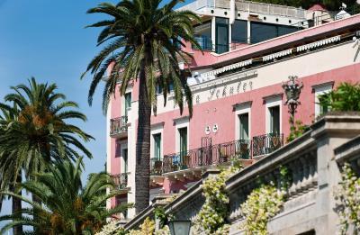 Hotel Villa Schuler - Taormina - Foto 9