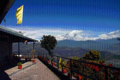 Hotel raniban retreat pokhara nepal - Welcoming modern house with panoramic view serving flawless relaxation ...