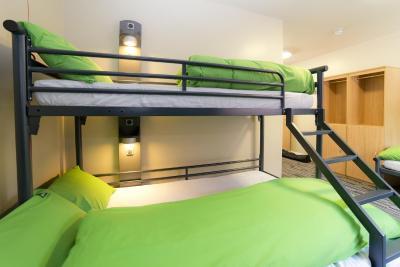 Hostel YHA Cambridge UK