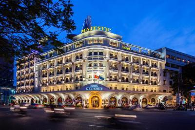 Khách Sạn Majestic Sài Gòn
