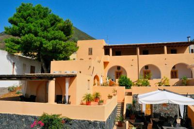 Hotel La Terrazza, Panarea (zona Isole Eolie) - Hotel 3 Stelle ...