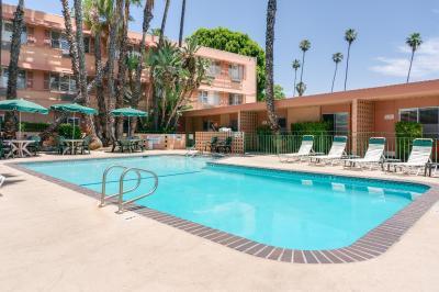 Top Deals Saga Motor Hotel Pasadena Ca
