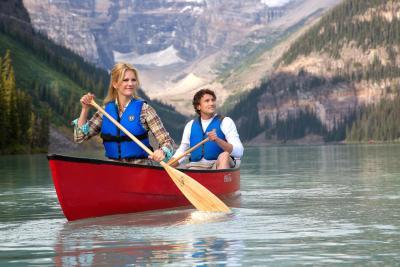 Resort Fairmont Lake Louise Canada