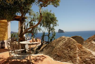 Villa Rocce Rosse - Panarea - Foto 10
