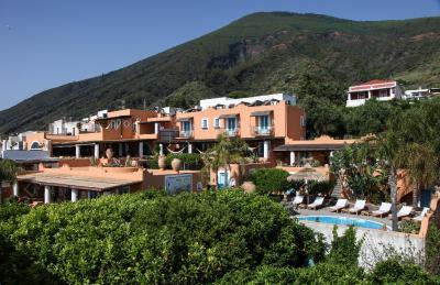 Hotel Mamma Santina - Santa Marina Salina