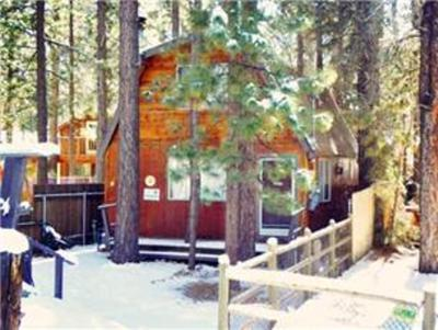 Vacation Home A Charming Cabin By Big Bear Cool Cabins