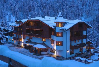 Hotel Hermitage Madonna Di Campiglio Booking