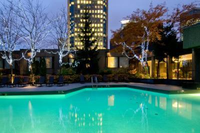 Bonaventure Hotel Pool Hotel Bonaventure Montreal